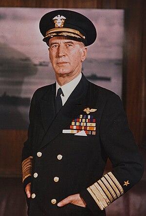 Ernest King - Fleet Admiral Ernest J. King, USN