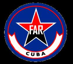Fuerzas Armadas Revolucionarias de Cuba - Wikipedia f45ad43eb95