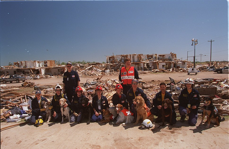 FEMA - 3782 - Photograph by Andrea Booher taken on 05-04-1999 in Oklahoma