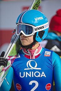 FIS Ski Jumping World Cup Ladies Hinzenbach 20170205 DSC 0205.jpg