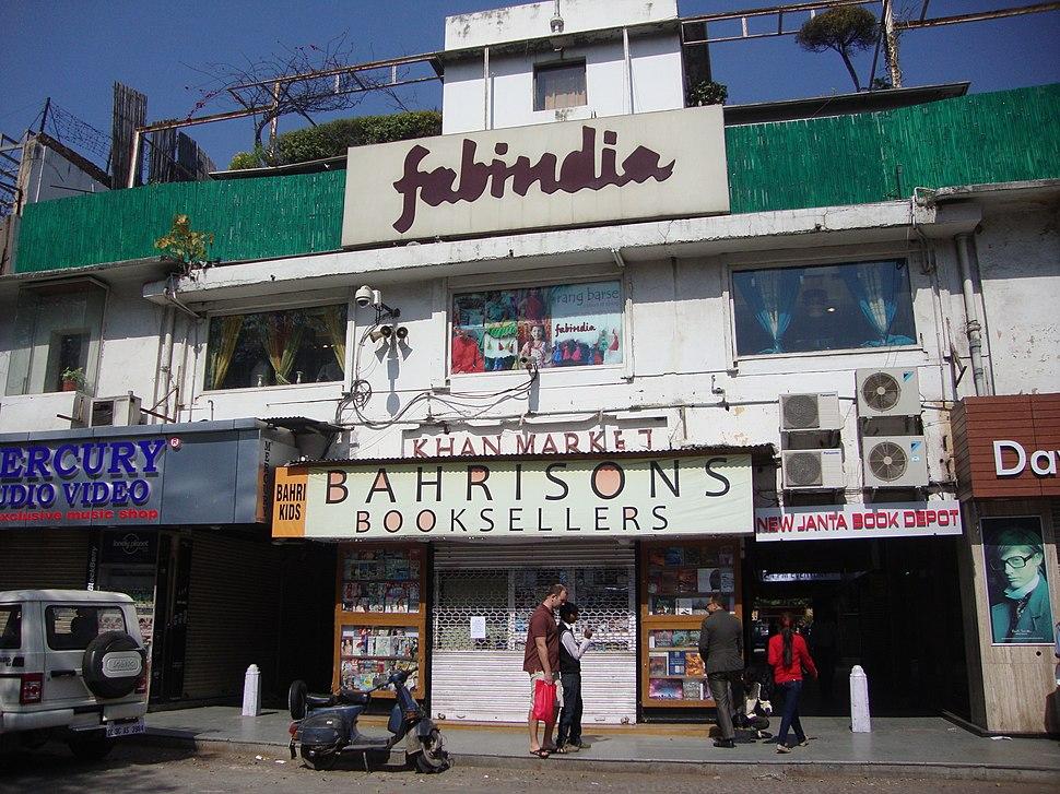FabIndia outlet, Khan Market, New Delhi
