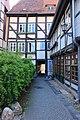 Fachwerkhaus in Altstadt Qudlinburg. IMG 2170WI.jpg