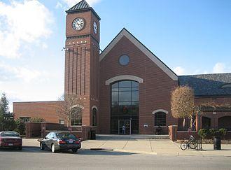 Fairfield, Ohio - Image: Fairfield, OH, Library