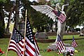 Fairview Cemetery Bastrop Texas US Flags.jpg