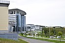 The campus of Far Eastern Federal University