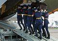 Farewell to the body of Alexander Prohorenko on Chkalauski airfield 07.jpg