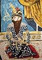 Fath Ali Shah portrait by Ian Martin.jpg