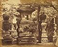 Felice Beato (British, born Italy - Interior of the Tomb at the Depot near Pekin, October 1860 - Google Art Project.jpg