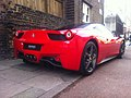 Ferarri Ferrari F458 Bicolor (6389932141).jpg