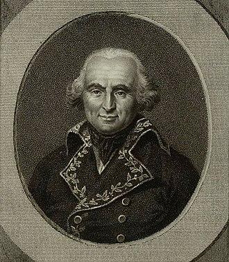 Pierre Marie Barthélemy Ferino - Pierre Marie Barthélemy Ferino  (Musée de la Révolution française)