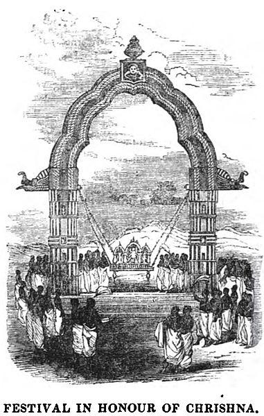 File:Festival in honour of Chrishna (October 1853, X, p.114).jpg