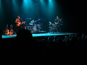 Field Report - Image: Field Report at Pabst Theater, Milwaukee, WI October 22, 2014