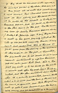 File-Articles of agreement between Thomas F. Mulledy, of Georgetown, District of Columbia, of one part, and Jesse Beatty and Henry Johnson, of the State of Louisiana, of the other part. 19th June 1838 p5.jpg