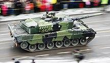 フィンランド-軍事-Finnish Leopard 2