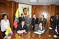 Firma de acuerdo Ecuador-Siria (5535042597).jpg