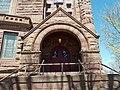First Presbyterian Church - Davenport, Iowa entrance.JPG