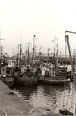 Fishing Boats at Fleetwood.