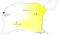 Fixation dans le Velin et la vallée de la Bourbre des peuplades burgondes au temps des grandes invasions.png