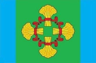Mtsensk - Image: Flag of Mtsensk (2011)