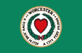 Flag of Worcester, Massachusetts.svg