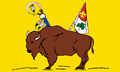 Flag of the Little Shell Tribe of Chippewa Indians of Montana.PNG