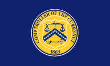 Flag of the United States Comptroller of the Currency.png