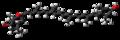 Flavoxanthin 3D ball.png