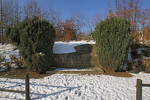 Fléron - Image: Fleron Fort reste