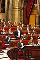 Flickr - Convergència Democràtica de Catalunya - Turull a la sessió de control - Foto, Parlament.jpg