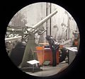 Flickr - davehighbury - Gun sight Royal Artillery Museum Woolwich London 129.jpg