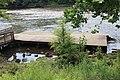 Flint River platform, Albany.jpg