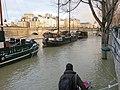 Flood in Paris january 2018 - Quai de Conti.jpg