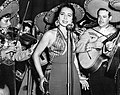 Flor Silvestre and the Mariachi Pulido in the Dominican Republic, 1955.jpg