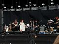 Florence and The Machine at Hyde Park 2009.jpg