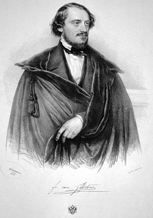 Alessandro Stradella (opera) - The composer in 1847