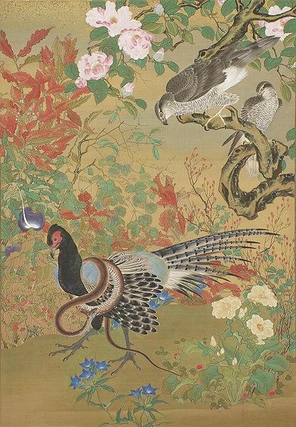 kawanabe kyosai - image 10