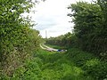 Fly tip where the tarred road meets the green lane - geograph.org.uk - 1290644.jpg