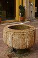 Font del pati del palau del marqués de Campo, València.JPG