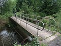Footbridge over the River Soar (geograph 2582552).jpg