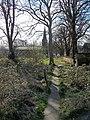 Footpath to Wadsley Parish Church Cemetery - geograph.org.uk - 737435.jpg