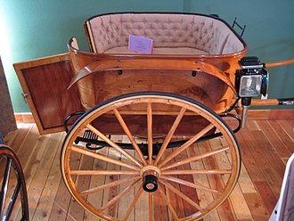 Governess cart - Image: For Nanny and Children (3291322385)