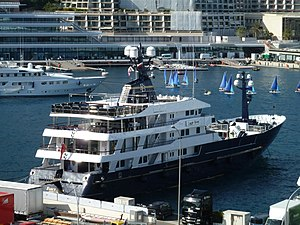 Force Blue - Image: Force Blue IMO 1007524 in Monaco