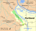 Forest Park in Portland.location map.png