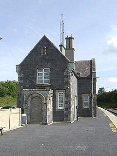 Thomastown railway station