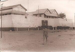 Fort Prinzenstein - Fort Prinzestein (image 1) in 1970.