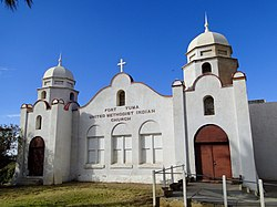Fort Yuma United Methodist Indian Church