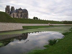 Meurthe-et-Moselle - Image: Fossé de la ceinture fortifiée de Toul