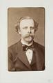 Fotografiporträtt på friherre Johan Albert Kantzow - Hallwylska museet - 107658.tif