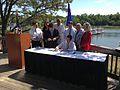 Fracking Waste Moratorium Bill Signing Ceremony (14938367366).jpg