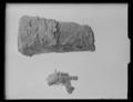 Fragment, liknande slaglåshane - Livrustkammaren - 70683.tif